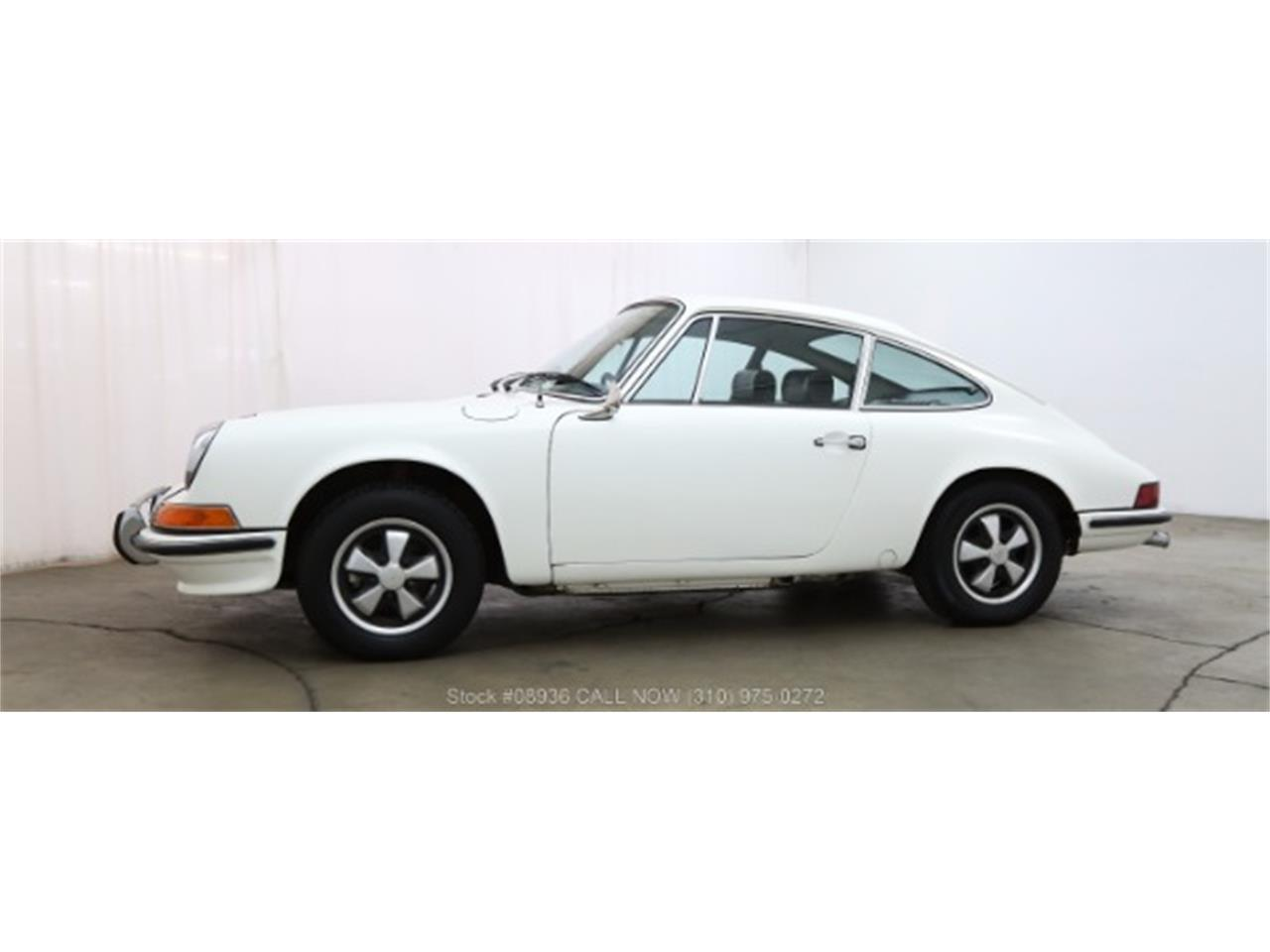 Large Picture of Classic 1970 911E located in California - M99C