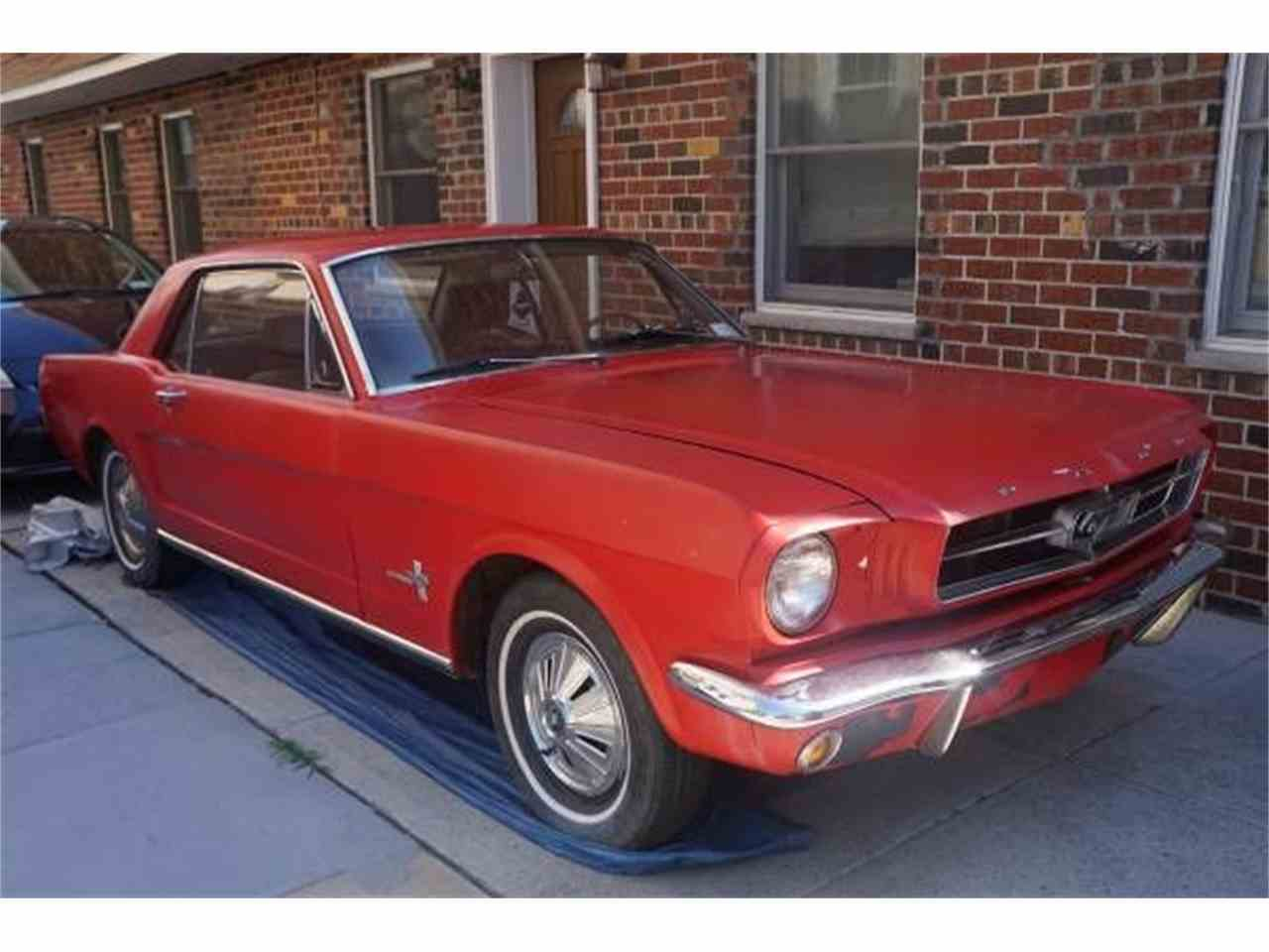 1965 Ford Mustang for Sale | ClassicCars.com | CC-1038435