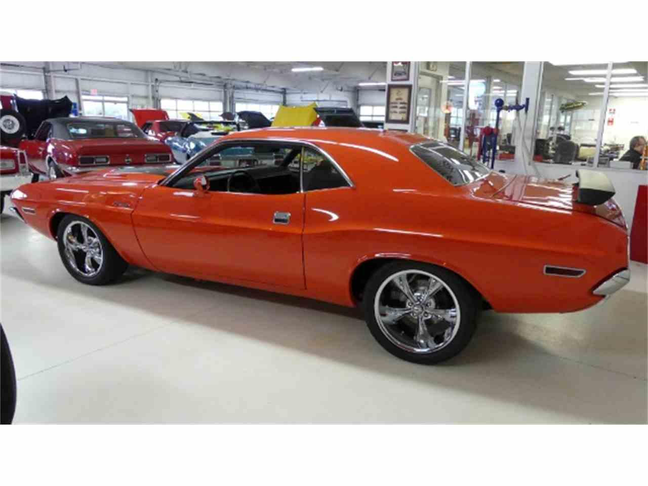 Large Picture of '70 Dodge Challenger - $54,995.00 - M9BD