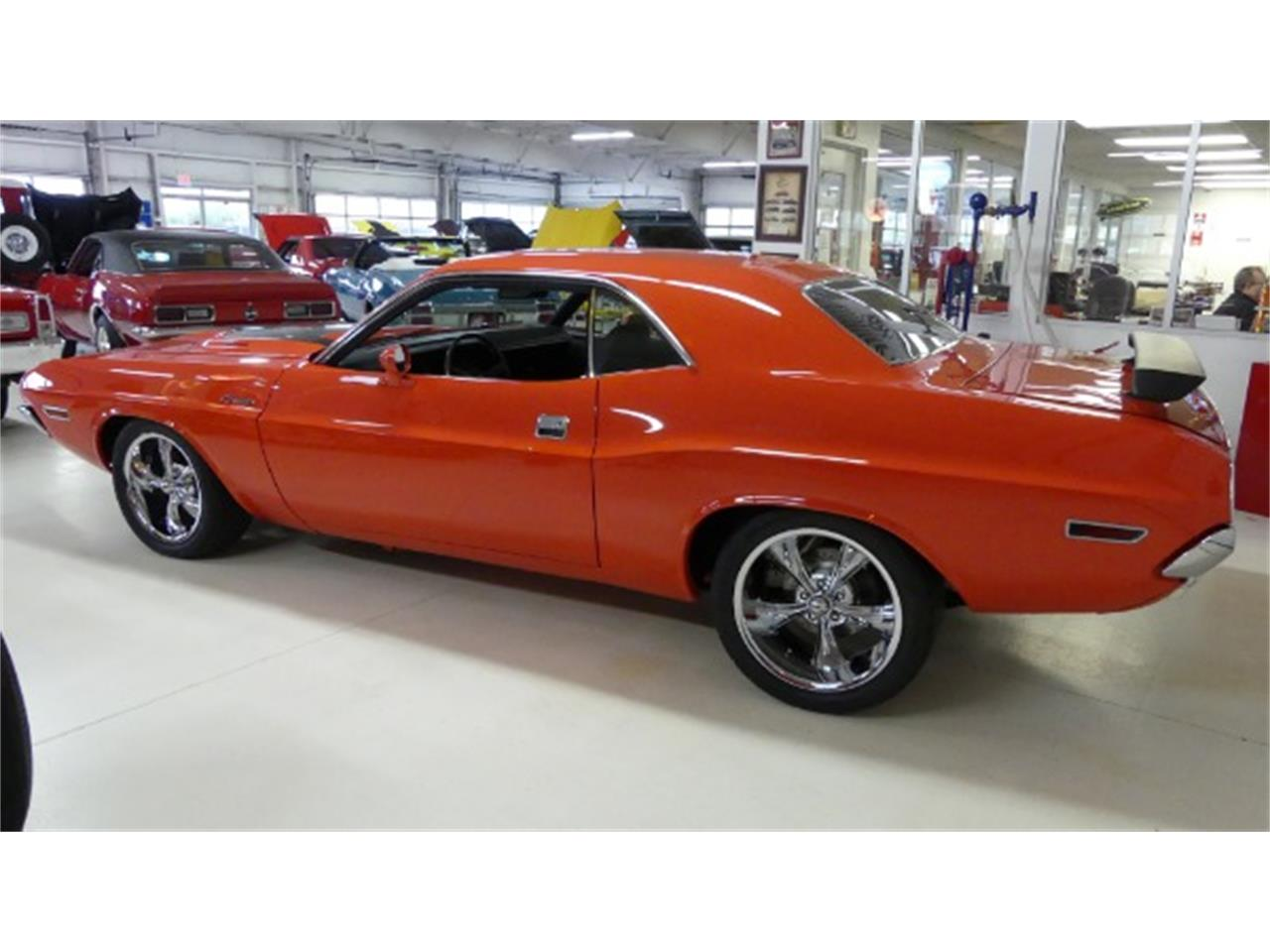 Large Picture of '70 Challenger - M9BD