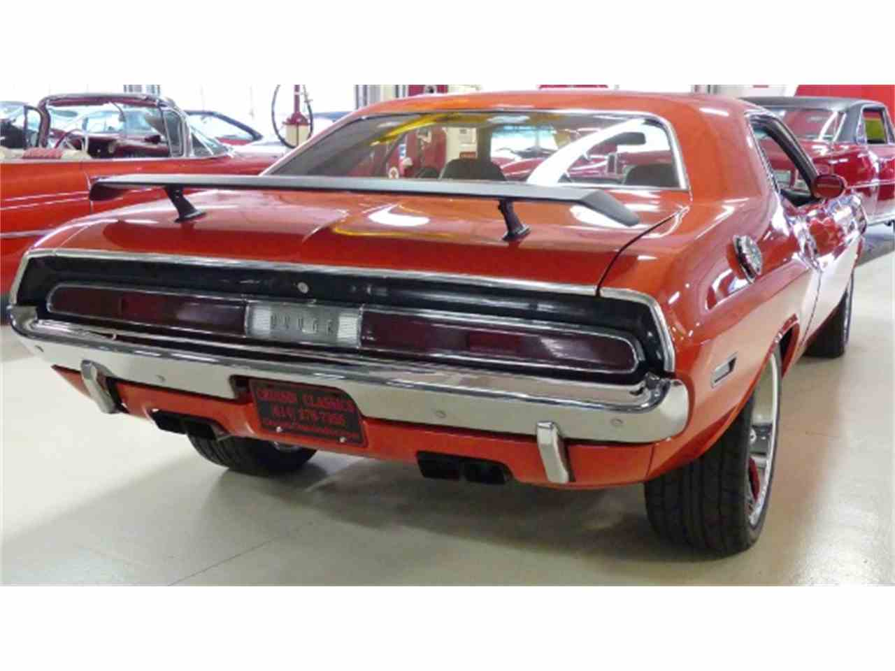 Large Picture of Classic '70 Dodge Challenger Offered by Cruisin Classics - M9BD