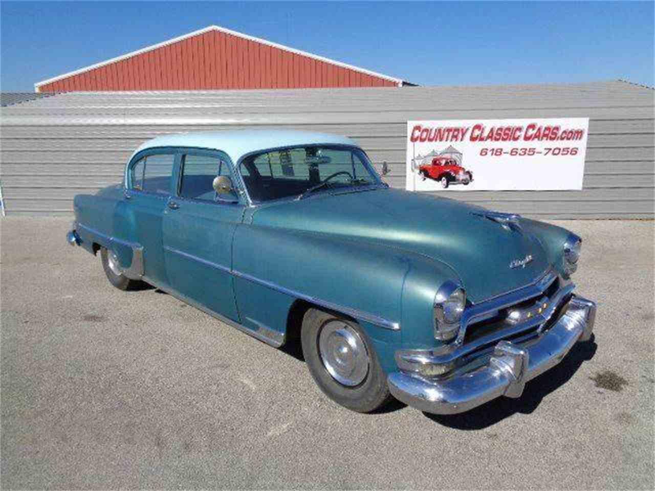 1954 Chrysler Windsor for Sale | ClassicCars.com | CC-1038515