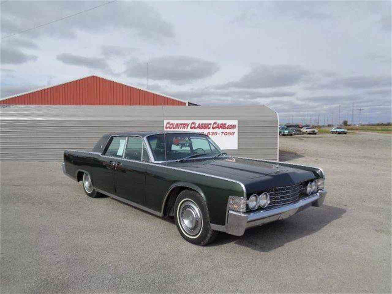 1965 Lincoln Continental for Sale | ClicCars.com | CC-1038521