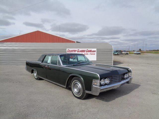 Picture of '65 Continental - M9BT