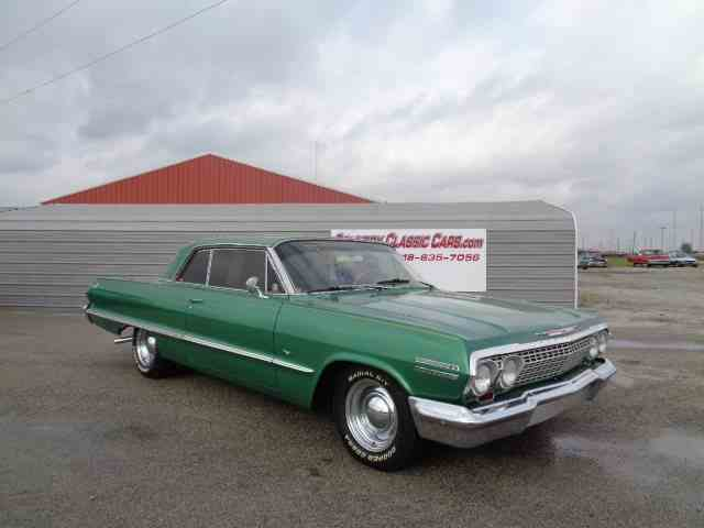 Picture of Classic '63 Impala located in Staunton Illinois - $25,450.00 Offered by  - M9BU