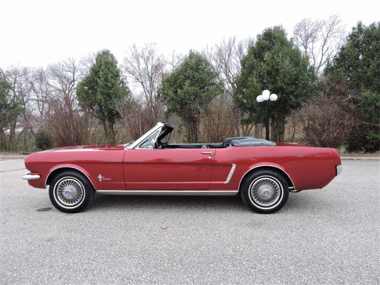 Large Picture of '65 Mustang - M9C0