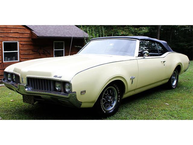 Picture of Classic '69 Oldsmobile Cutlass Supreme - $27,500.00 Offered by a Private Seller - M3ET