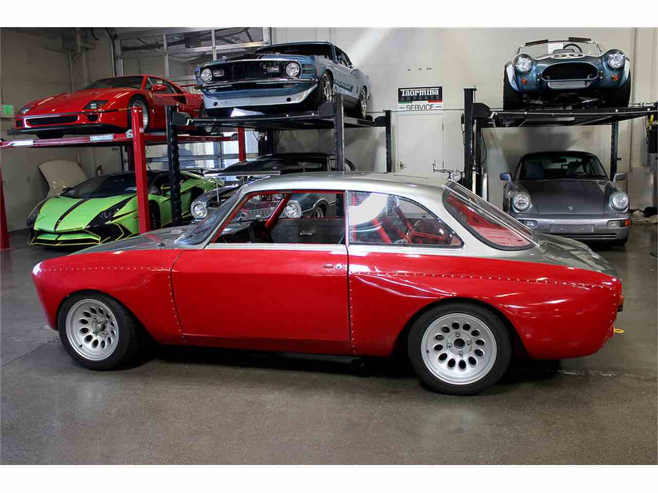 Large Picture of '68 1750 GTV - M9C4