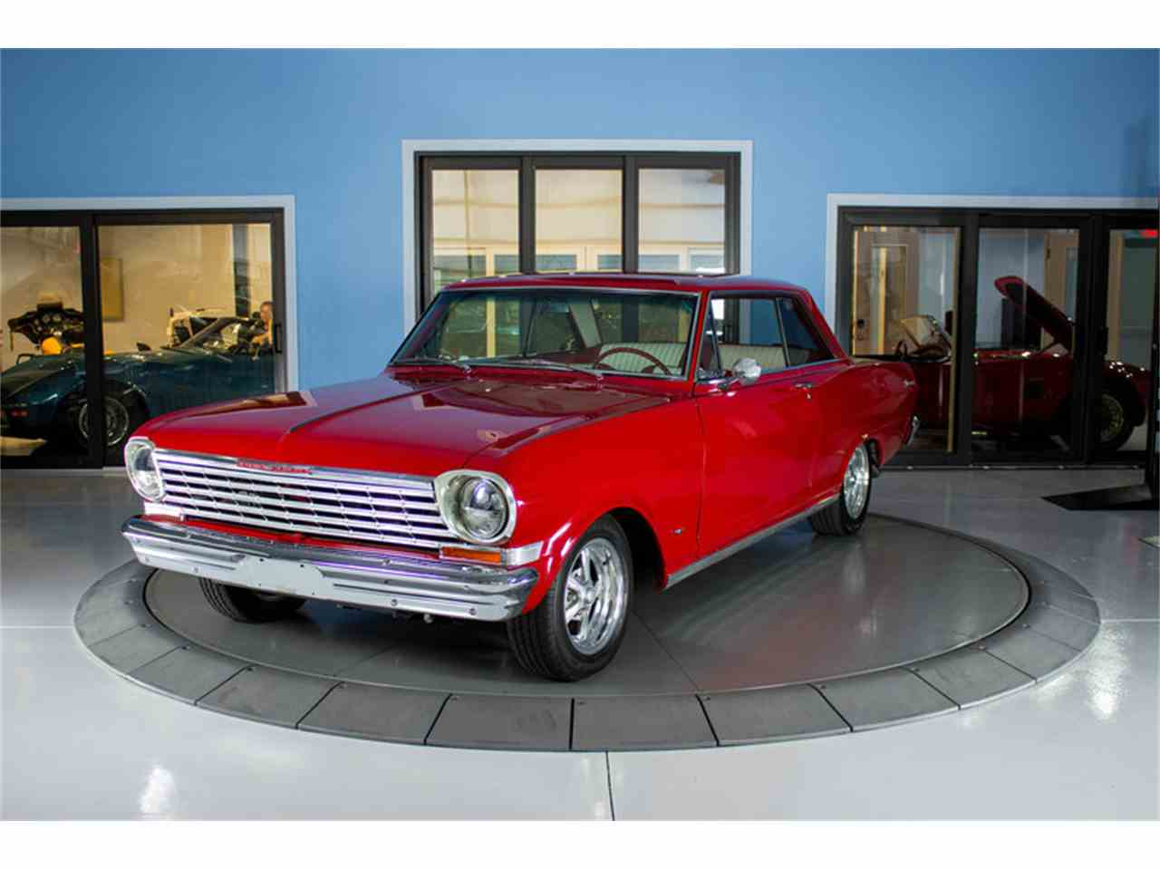 Large Picture of Classic '63 Nova located in Palmetto Florida Offered by Skyway Classics - M9C9