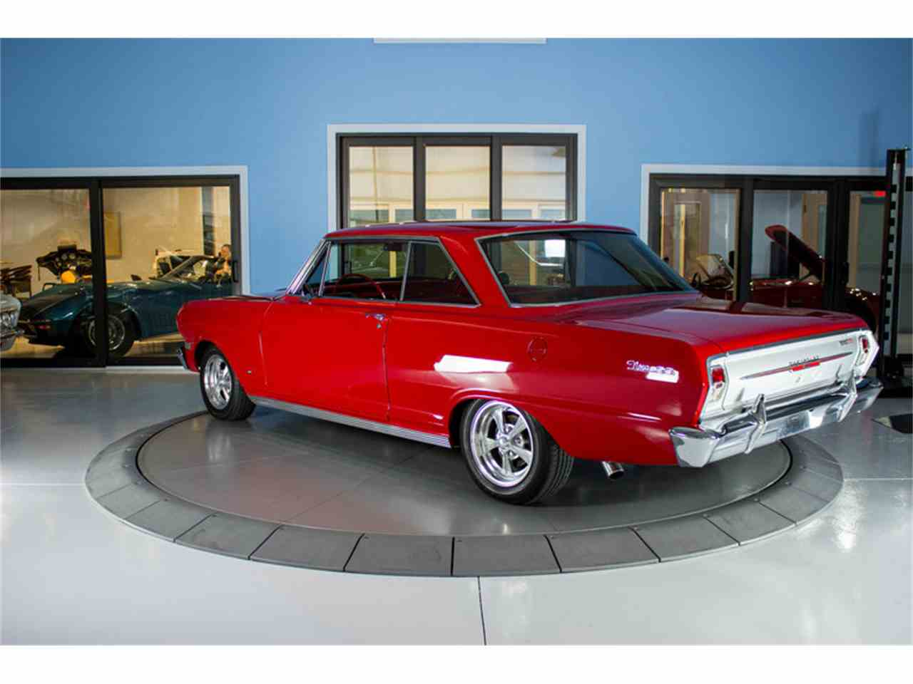 Large Picture of Classic '63 Nova located in Florida Offered by Skyway Classics - M9C9