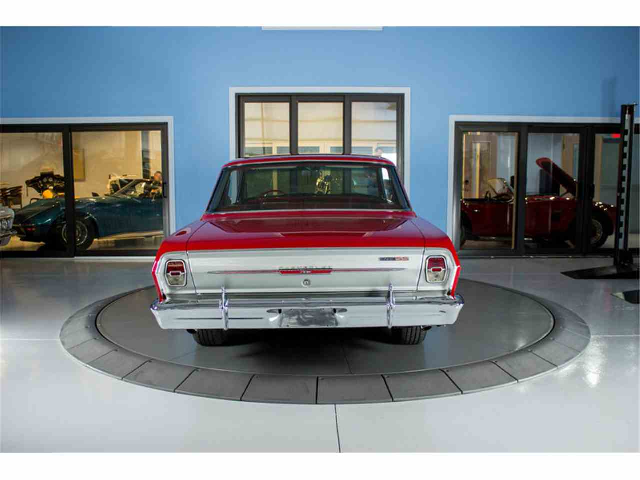 Large Picture of Classic '63 Nova located in Palmetto Florida - $41,997.00 Offered by Skyway Classics - M9C9