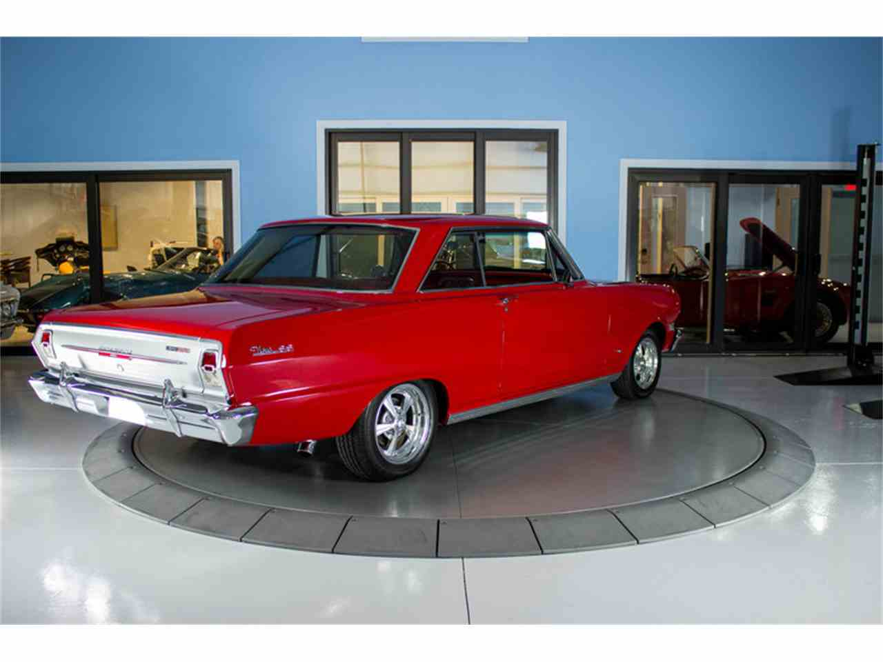 Large Picture of Classic '63 Chevrolet Nova - $41,997.00 Offered by Skyway Classics - M9C9