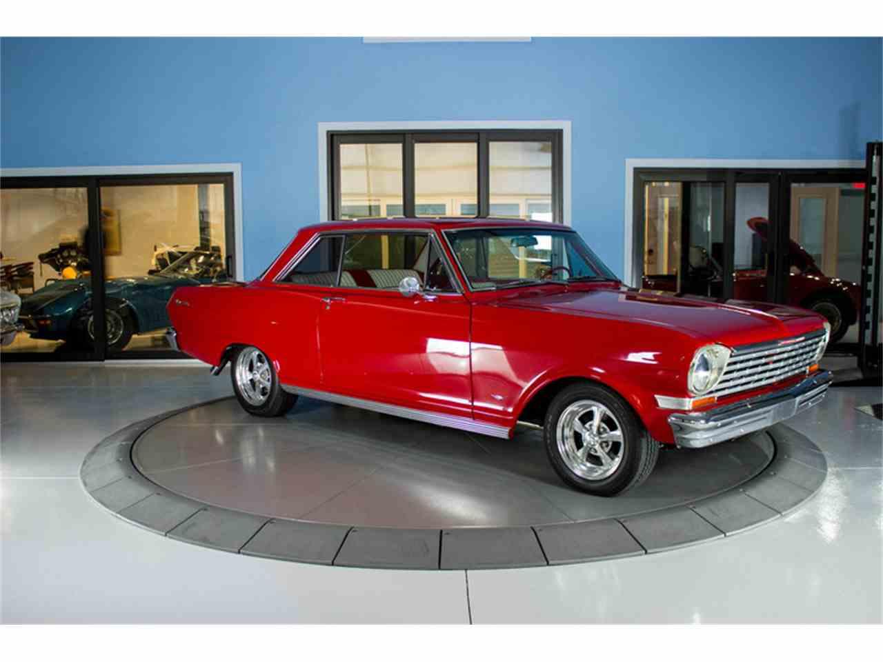 Large Picture of Classic 1963 Nova - $41,997.00 - M9C9