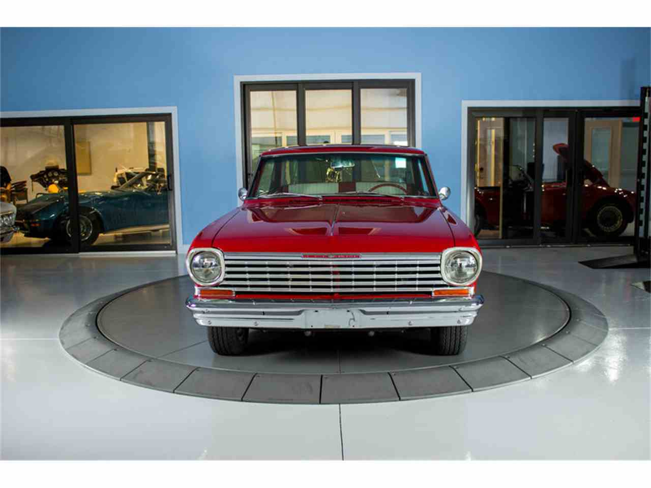 Large Picture of Classic 1963 Nova located in Florida - $41,997.00 Offered by Skyway Classics - M9C9