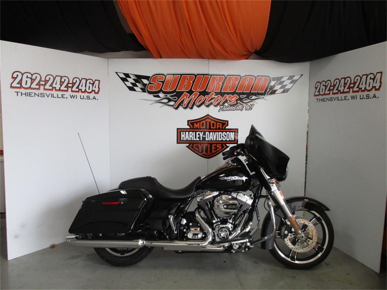 Large Picture of 2016 Harley-Davidson® FLHX - Street Glide® located in Wisconsin - $18,943.00 Offered by Suburban Motors, Inc. - M9CC