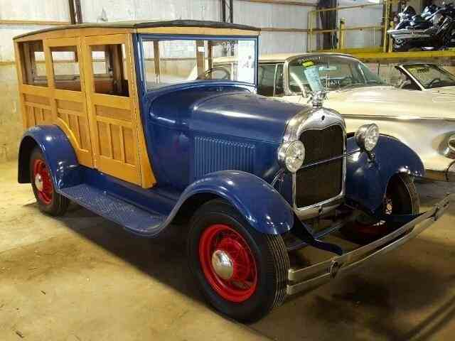 1929 Ford 1 Ton Flatbed