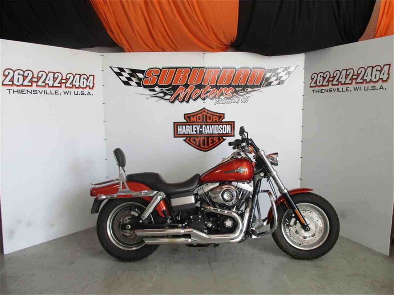 Large Picture of '11 FXDF - Dyna® Fat Bob® - M9D8