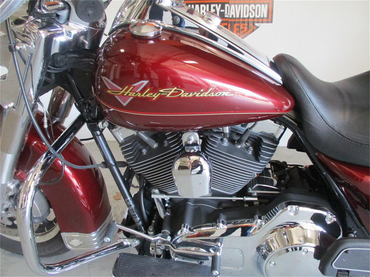 Large Picture of '08 FLHR - Road King® - M9DD