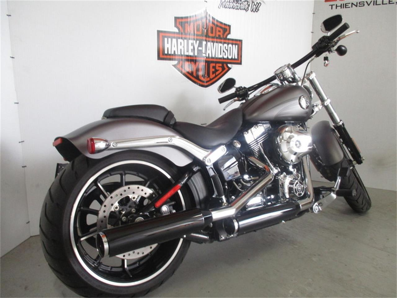 Large Picture of '16 FXSB - Softail® Breakout® - M9FW
