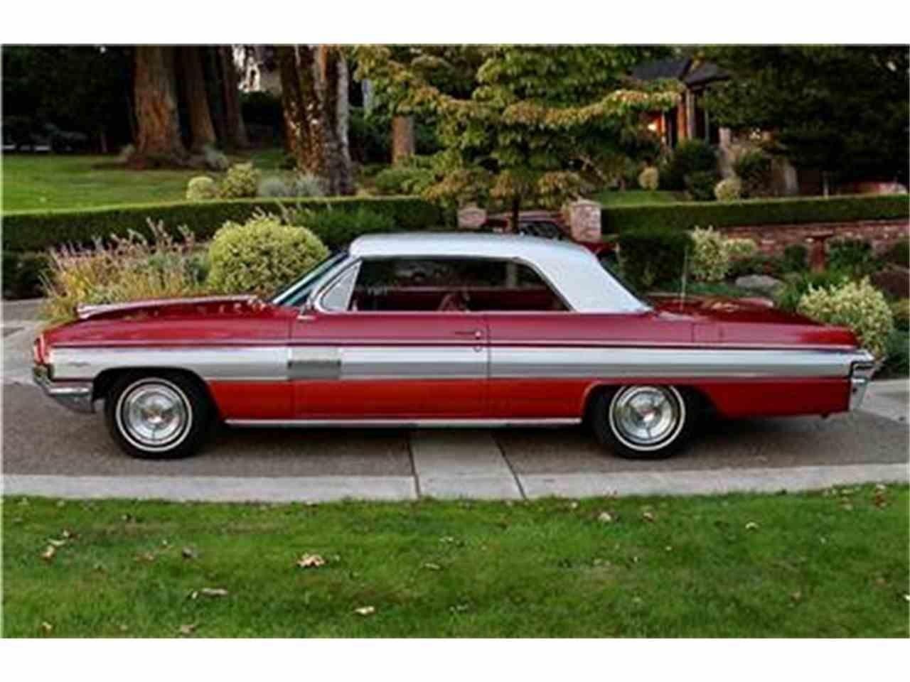 1962 Oldsmobile Starfire for Sale   ClassicCars.com   CC-1030867