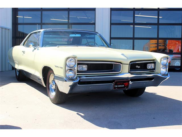 1966 pontiac grand prix for sale on. Black Bedroom Furniture Sets. Home Design Ideas