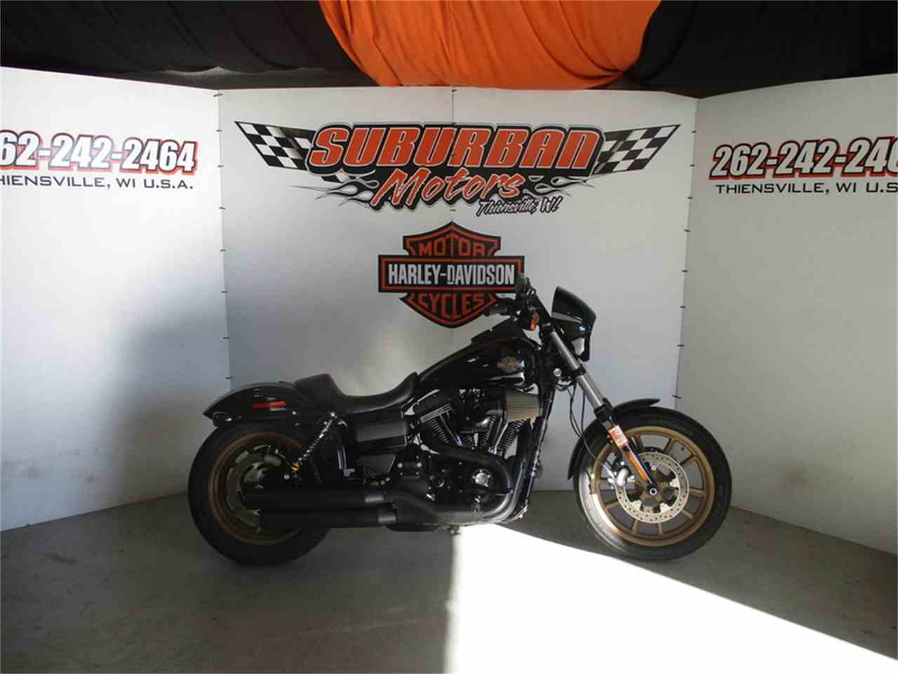 Large Picture of '16 FXDLS - Low Rider® S - M9GT