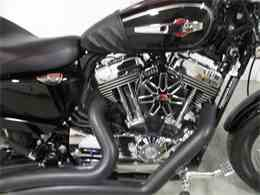 Picture of '16 XL1200C - Sportster® 1200 Custom - M9H1
