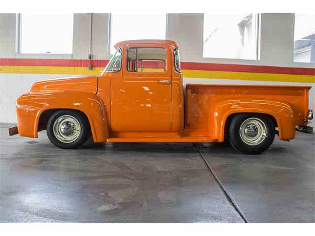 Picture of 1956 F100 located in Quebec Offered by  - M3FB