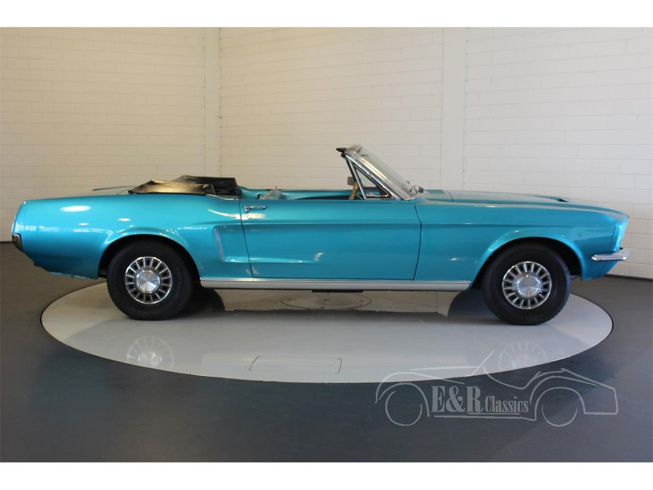 Large Picture of Classic '68 Mustang located in Waalwijk Noord Brabant Offered by E & R Classics - M9HP