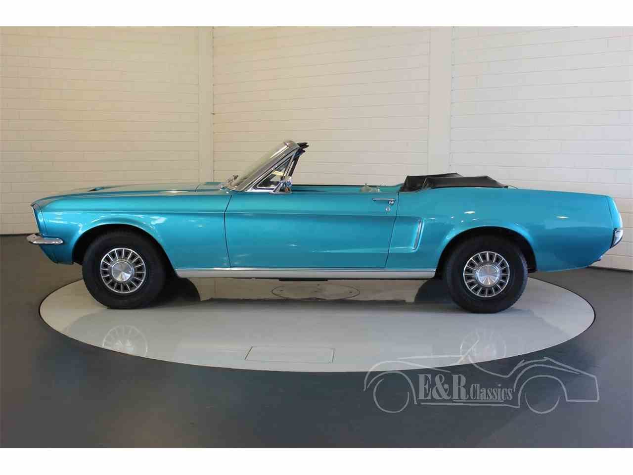 Large Picture of Classic 1968 Mustang located in Noord Brabant Offered by E & R Classics - M9HP