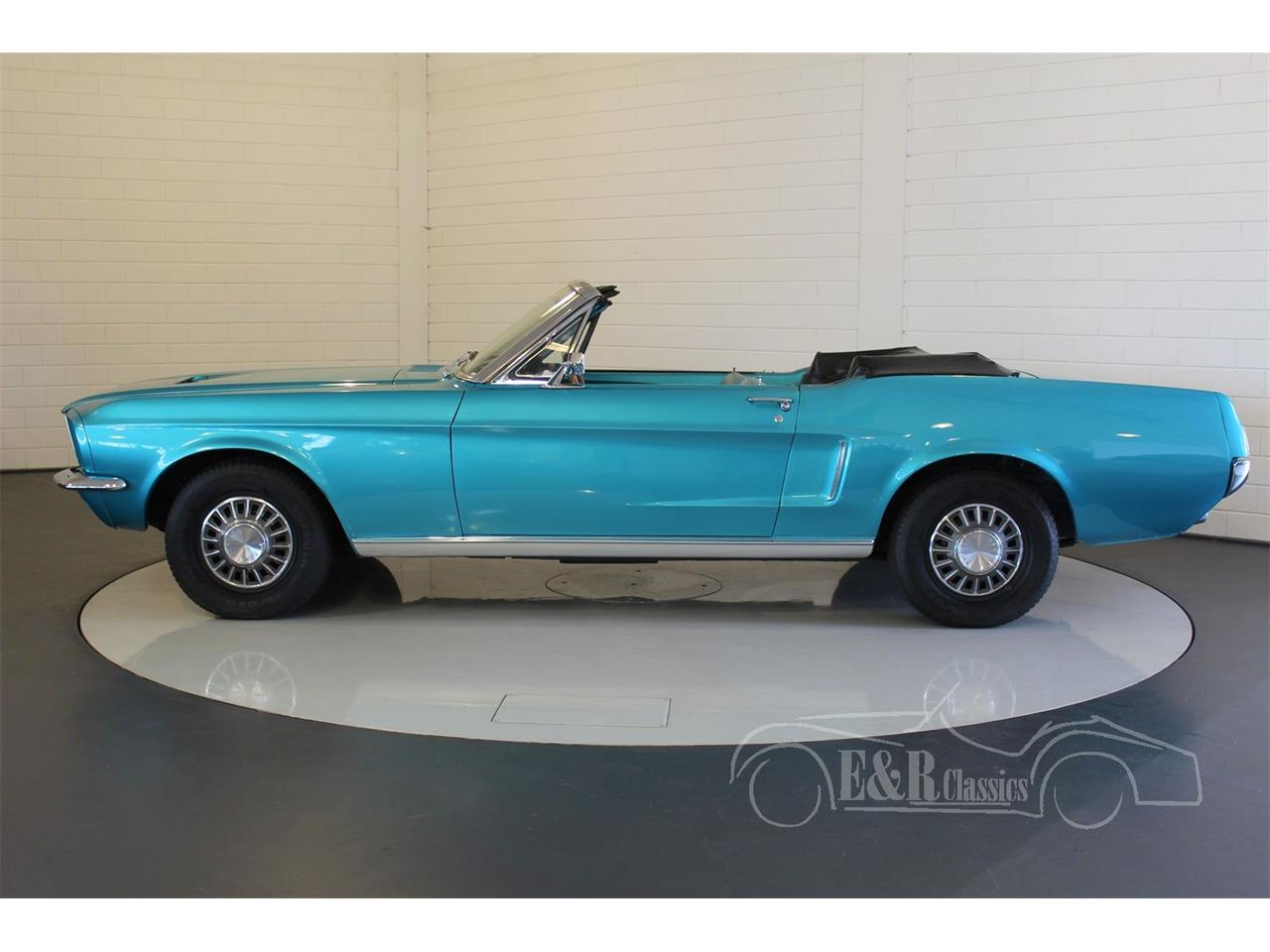 Large Picture of Classic '68 Mustang - $46,500.00 Offered by E & R Classics - M9HP