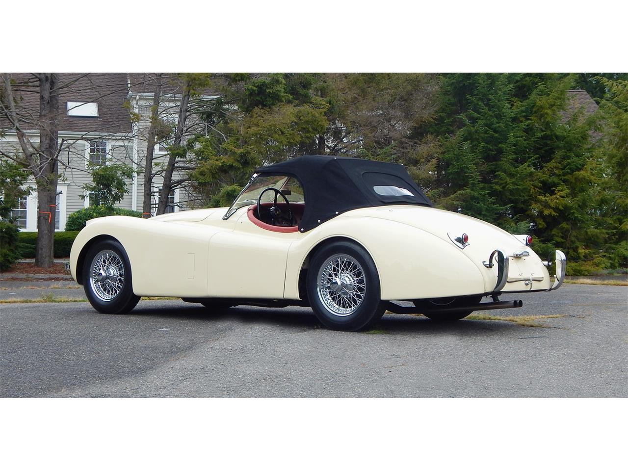 Large Picture of '54 XK120 - M9HU