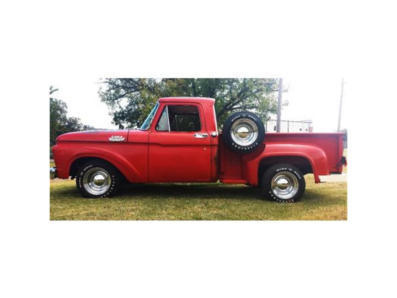 1964 Ford F100 Stepside For Sale Cc 1038755 Short Bed Large Picture Of 64 M9ib