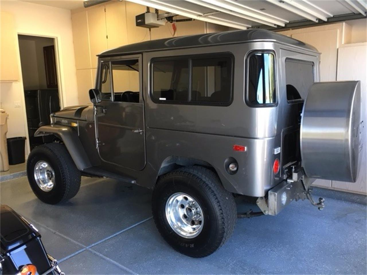 Large Picture of '69 Land Cruiser FJ - M9ID