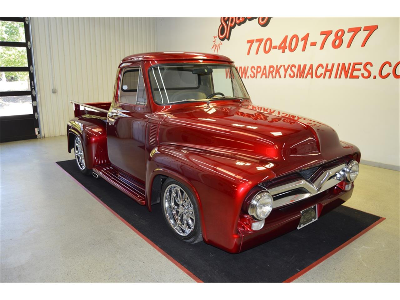 Large Picture of '55 F100 - M9IJ