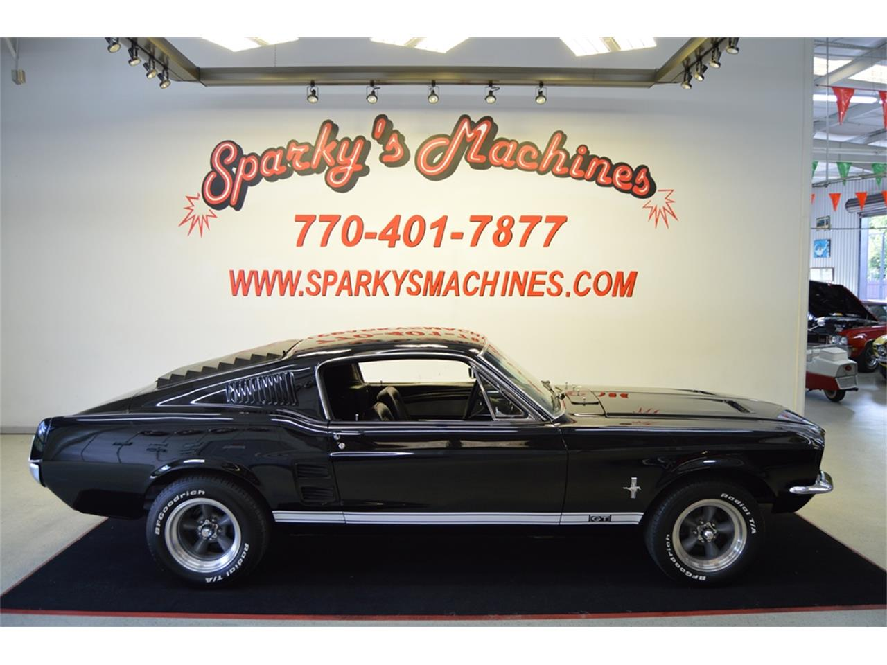 Large Picture of 1967 Mustang - M9IL