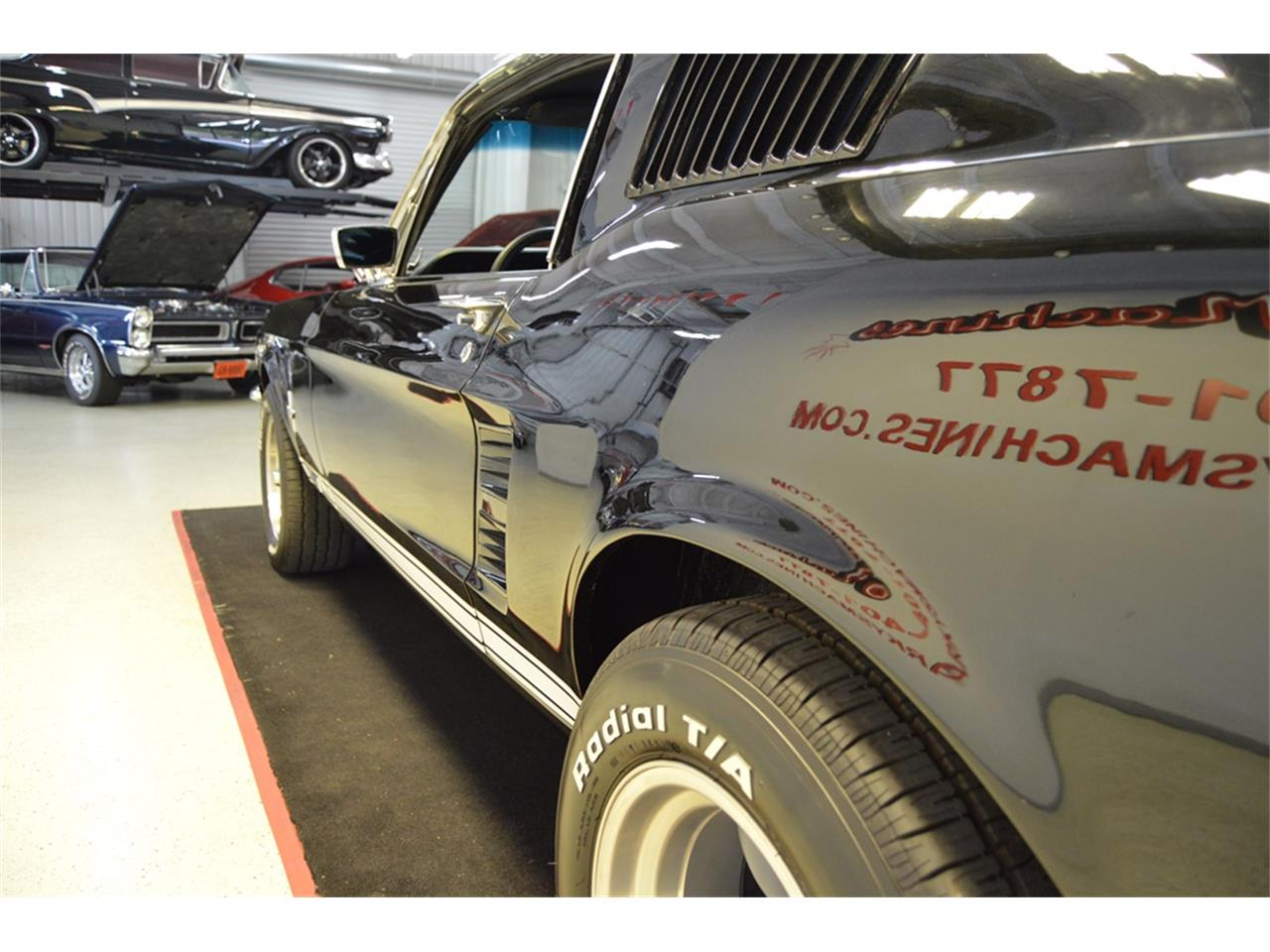 Large Picture of Classic '67 Mustang Offered by Sparky's Machines - M9IL