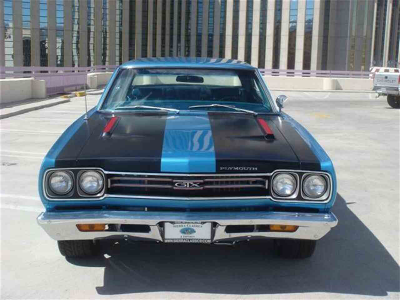 1969 Plymouth GTX for Sale | ClassicCars.com | CC-1038786