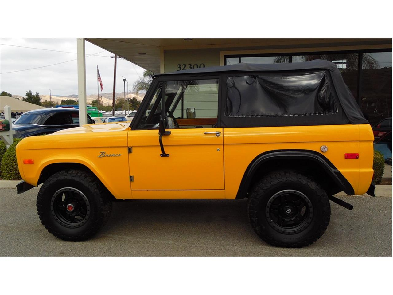 Large Picture of '74 Bronco Offered by Play Toys Classic Cars - M9JB