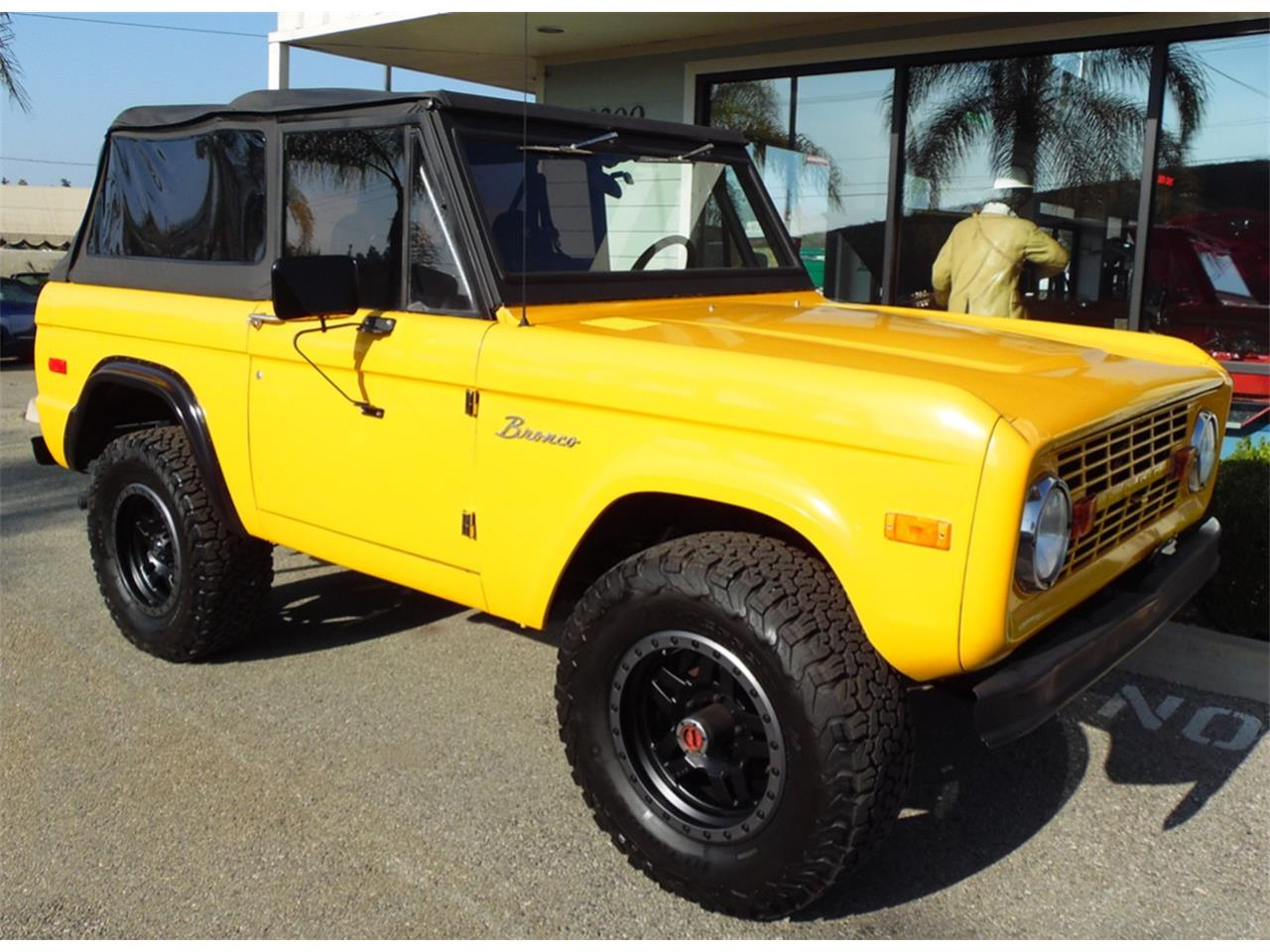 Large Picture of '74 Ford Bronco located in California - $29,995.00 Offered by Play Toys Classic Cars - M9JB