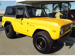 Picture of 1974 Ford Bronco located in Redlands California - $29,995.00 - M9JB