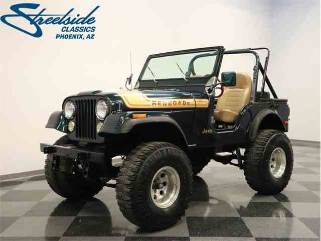 Picture of '76 CJ5 - M9JR