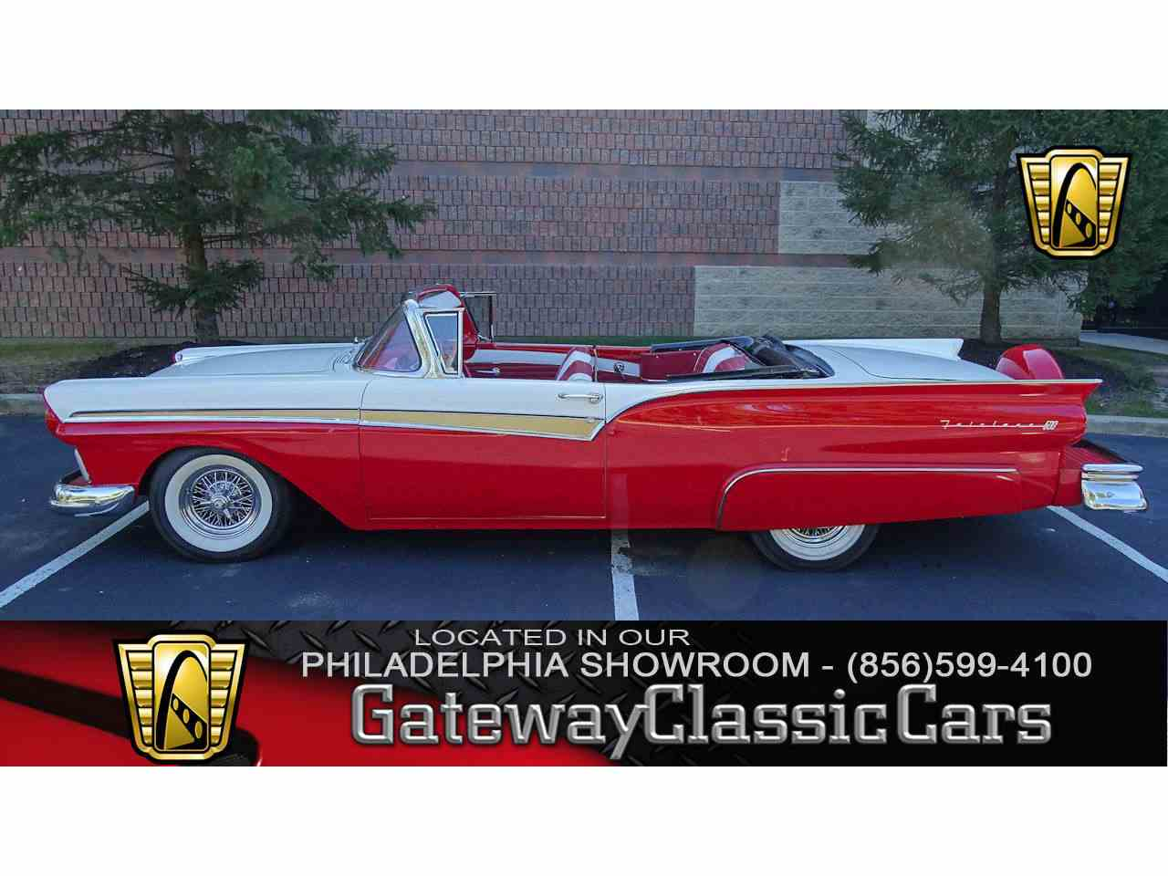 1957 ford fairlane for sale cc 1038827 for Deptford motor vehicle inspection