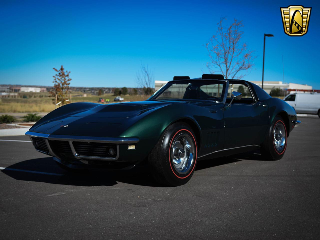 Large Picture of 1968 Chevrolet Corvette Offered by Gateway Classic Cars - Denver - M9KE