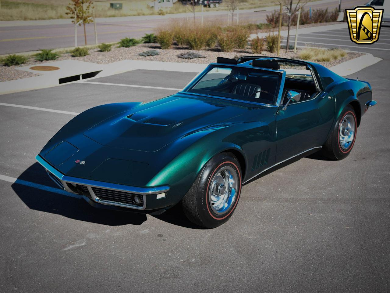 Large Picture of '68 Chevrolet Corvette located in O'Fallon Illinois - M9KE