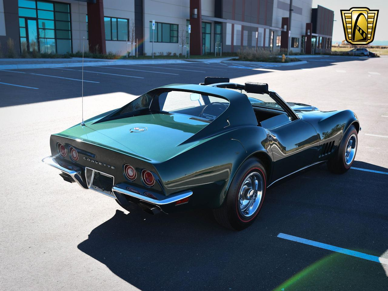 Large Picture of '68 Corvette Offered by Gateway Classic Cars - Denver - M9KE