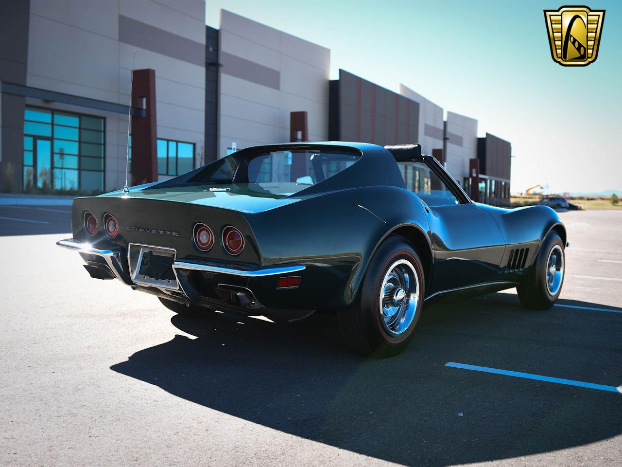 Large Picture of Classic 1968 Corvette located in O'Fallon Illinois - M9KE