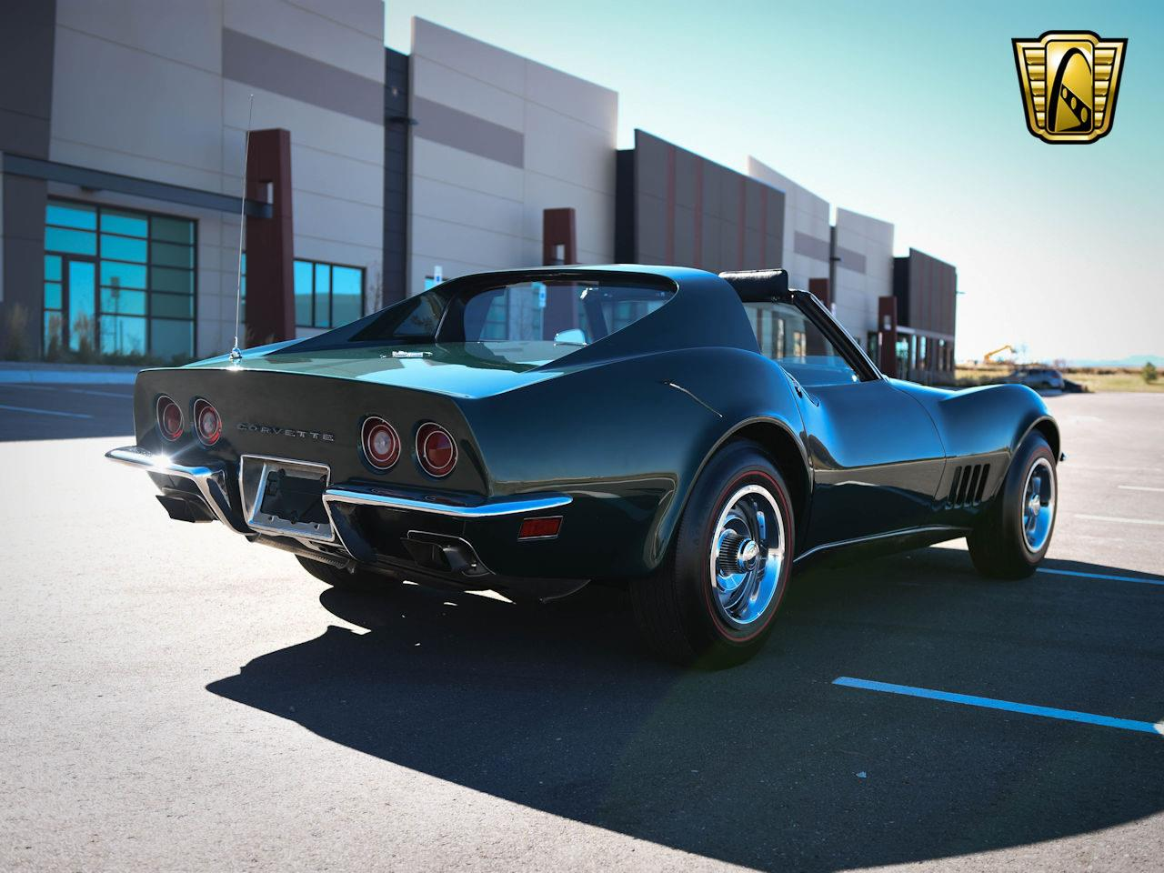 Large Picture of Classic '68 Corvette located in Illinois Offered by Gateway Classic Cars - Denver - M9KE