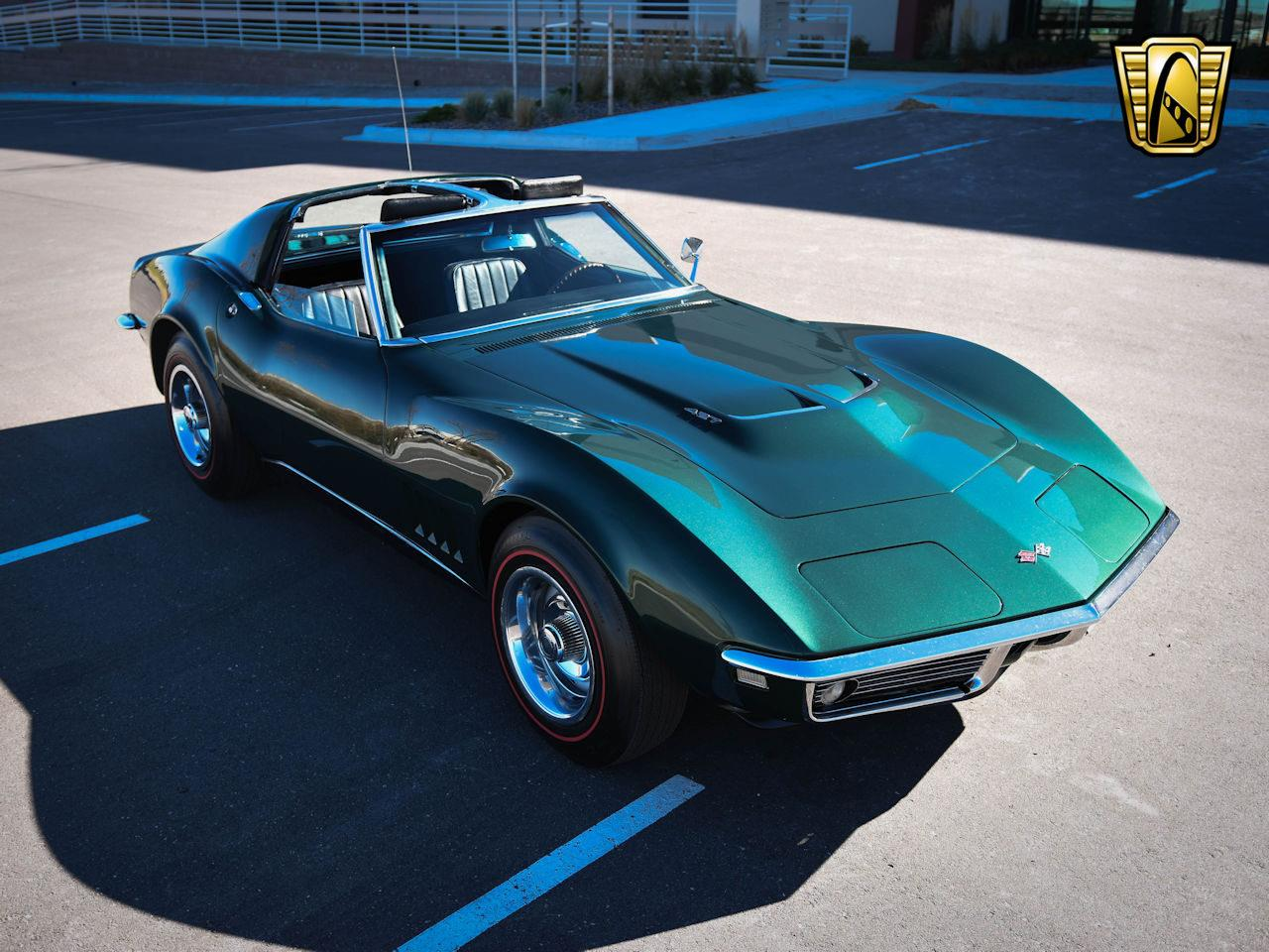 Large Picture of Classic '68 Chevrolet Corvette located in O'Fallon Illinois Offered by Gateway Classic Cars - Denver - M9KE