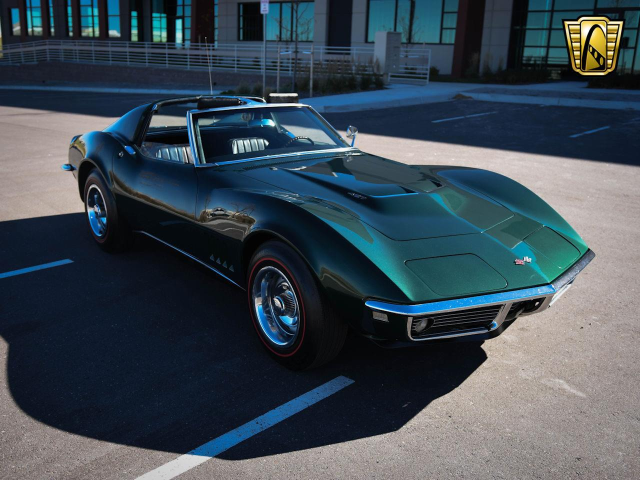 Large Picture of Classic '68 Corvette - $27,995.00 - M9KE